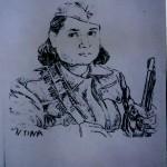 Αντάρτισσα Ντίνα Στεφανή